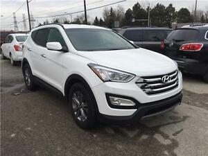 2016 Hyundai Santa Fe Sport Luxury WOW 2016
