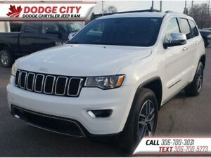 2017 Jeep Grand Cherokee Limited 4x4 | Htd.Leather, Rem.Start, B