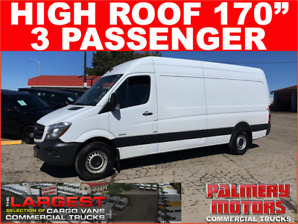 "2014 MERCEDES-BENZ SPRINTER 2500 170"" HIGH ROOF"