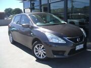 2013 Nissan Pulsar C12 ST Grey 1 Speed Constant Variable Hatchback Invermay Launceston Area Preview