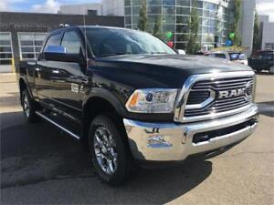 2017 RAM 2500 LONGHORN DIESEL NEW STYLE, RUNNING BOARDS GORGEOUS