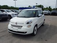 2014 FIAT 500L Lounge** Low KM.. Panoramic Sunroof** RECENT TRAD
