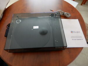 PROJECT ESSENTIAL 3   Turntable price reduced