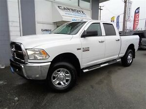 2016 RAM 2500 SXT Crew Cab 4x4, Like New!!