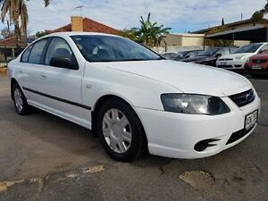 2007 Ford Falcon BF Mk II XT White 4 Speed Sports Automatic Sedan Enfield Port Adelaide Area Preview