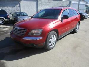 2006 Chrysler Pacifica Touring (Cuir-4x4-7 Passagers)