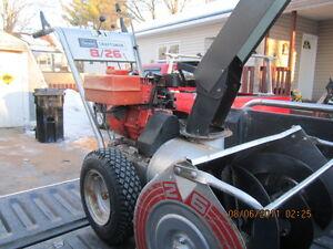 Craftsman  8 Hp snowblower