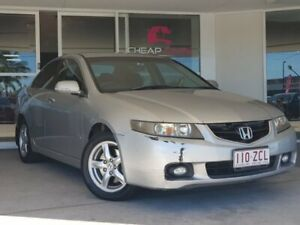 2004 Honda Accord Euro CL Silver 5 Speed Automatic Sedan Brendale Pine Rivers Area Preview