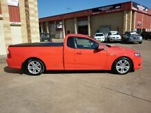 2009 Ford Falcon FG XR6 Red 5 Speed Auto Seq Sportshift Utility North St Marys Penrith Area Preview