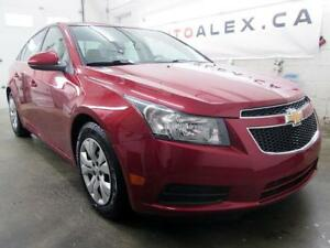 2014 Chevrolet Cruze 1LT AUTOMATIQUE A/C CRUISE BLUETOOTH