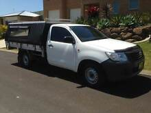 2011 Toyota Hilux Tucabia Clarence Valley Preview