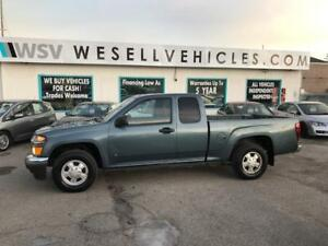 2007 Chevrolet Colorado LT ZQ8** NO ACCIDENTS, LOW KM!**