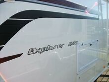 2014 Swift EXPLORER 645 MK2  Caravan Unanderra Wollongong Area Preview