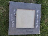 Ayers Rock beige ceramic internal floor tiles