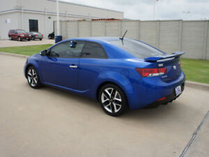 Kia Forte sx Coupe (2 door)