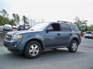 $89 BI WEEKLY OAC!!!! 2011 Ford Escape XLT! 157000km! ONLY 6995