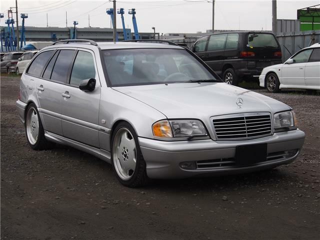 Rare mercedes c43 touring for sale in montreal for Mercedes benz montreal
