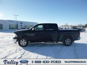 WELL EQUIPPED 6-PASSENGER TRUCK! 2009 Dodge Ram 1500 SLT 4X4