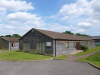 SUPERBLY PRESENTED RURAL OFFICES WITH AMPLE ON-SITE PARKING