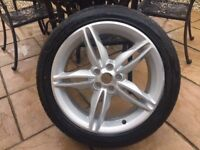 "Ford Kuga 19"" Alloy Wheel and New Tyre"