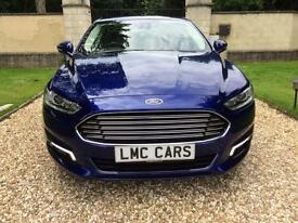 2016 (16) Ford Mondeo 2.0TDCi ( 180ps ) ( s/s ) Titanium 5 DOOR HATCHBACK