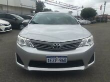 2012 Toyota Camry ASV50R Altise Silver Pearl 6 Speed Automatic Sedan Maddington Gosnells Area Preview
