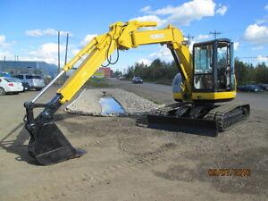 KOBELCO excavator SK75-UR