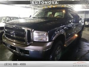 ***2006 FORD F350 KING RANCH***4X4/514-812-9994.