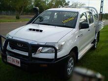FROM $124 P/WEEK ON FINANCE* 2012 Toyota Hilux Ute Winnellie Darwin City Preview