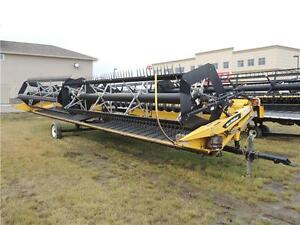 2004 New Holland 94C Header - 30', TR/TX adapter, EXC COND