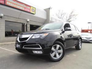 2011 ACURA MDX SH-AWD **BACK-UP CAMERA**