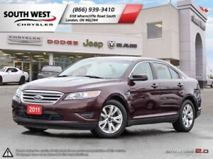 2011 Ford Taurus | Heated Front Seats | Cruise Control | Bucket