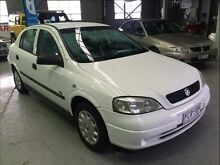 2000 Holden Astra TS City 5 Speed Manual Hatchback Brooklyn Brimbank Area Preview