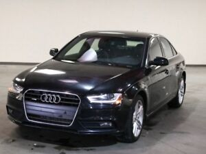 2014 Audi A4 TECHNIK S-LINE LOW KMS!!