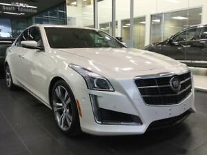 2014 Cadillac CTS Sedan V SPORT, NAVI, HEATED/COOLED LEATHER