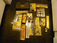 a good selection of practical handy tools new and unopened £20 the lot