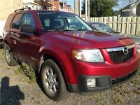 2008 Mazda Tribute GX   4 CYLINDRES