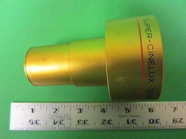Schneider Kreuznach FL 35mm Super Cinelux Cinema Projector Lens