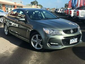 2016 Holden Commodore VF Series II SV6 Grey Sports Automatic Colac West Colac-Otway Area Preview