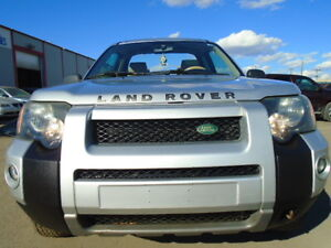 2004 Land Rover Freelander HSE SPORT-HARDTOP CONVERTIBLE-LEATHER