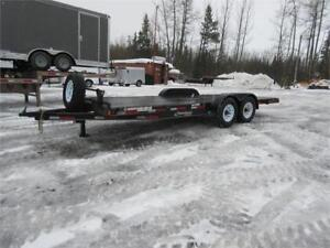 20 FT EQUIPMENT HAULER  IN SMITHERS
