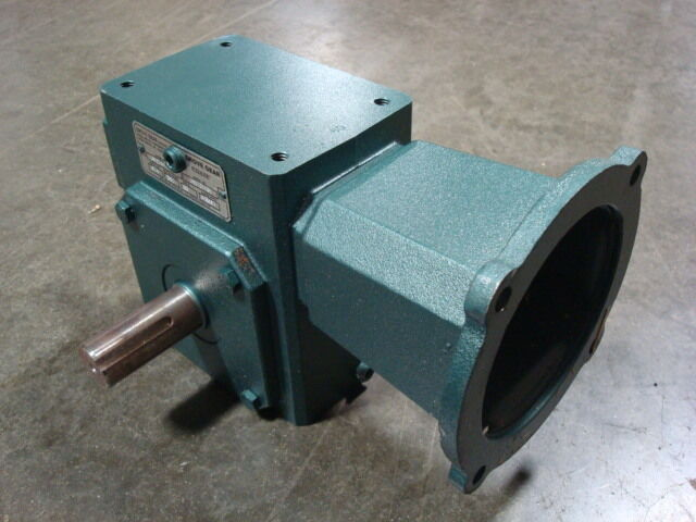 USED Grove Gear BM224-1A Flexaline Worm Speed Reducer