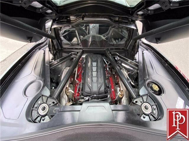 2020 Black Chevrolet Corvette  1LT   C7 Corvette Photo 6