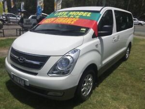 2015 Hyundai iMAX TQ MY13 4 Speed Automatic Wagon Clontarf Redcliffe Area Preview