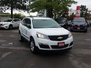 2016 Chevrolet Traverse CLEARANCE LS CAMERA AWD TOUCH SCREEN