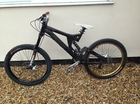 Specialised FSR full suspension mountain bike