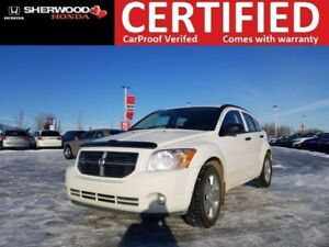 2007 Dodge Caliber SXT | HOMELINK | FOG | ONE OWNER | AUX