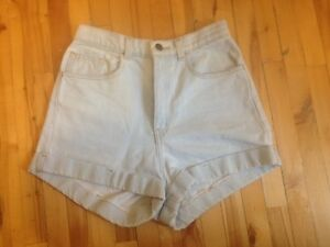 American Apparel jeans and shorts