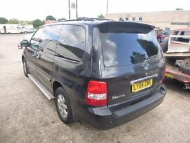 KIA SEDONA - LY04ZWK - DIRECT FROM INS CO