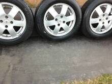 Rims and Tyres 185/65R14 Dandenong South Greater Dandenong Preview